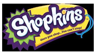 Svět Shopkins - logo