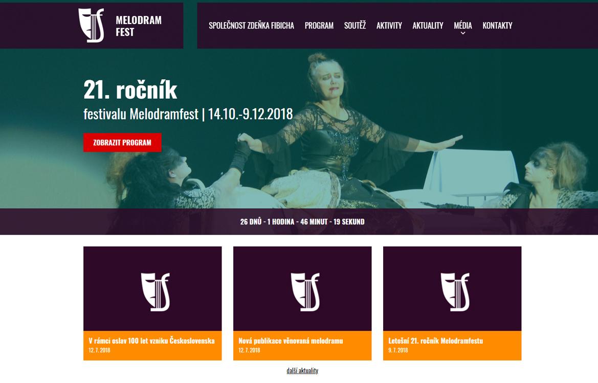 Melodramfest - screenshot